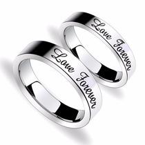 Argollas Matrimonio En Plata, Grabado Interno Externo Gratis