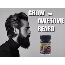Natural Crecimiento De Vello Facial Bigote, Barba, Cejas Etc