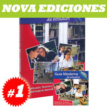 Guía Moderna De Estudios 1 Vol + 1 Cdrom