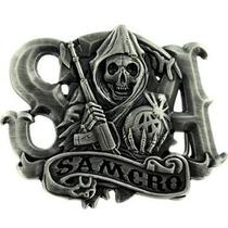 Hebilla Soa Son Of Anarchy Samcro Grim Reaper