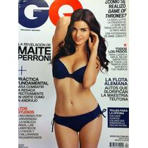 Maite Perroni Revista Gq Mexico