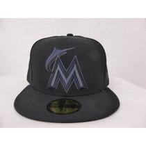 Gorras Originales New Era Beisbol Marlins Miami 59fifty