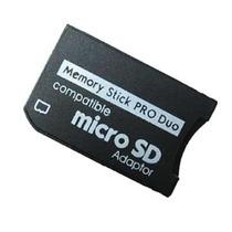 Adaptador Photofast Micro Sd + Memoria De 8gb Psp Y Camaras