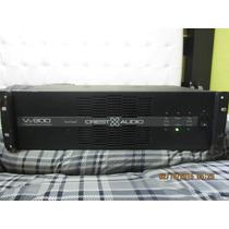 Amplificador Crest Audio Vs900 Para Yamaha Das Peavey Crown