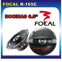 Bocinas Focal 6.5 R-165c 2 Vias 60 Watts Rms Calidad Nuevo