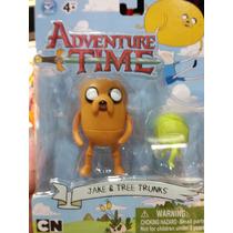 Hora De Aventura Jake Y Tree Trunks