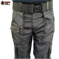 Pantalón Táctico Modelo Robocop Repelente Militar Policiaco