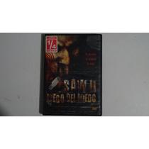 Dvd Saw Ii Juego Del Miedo