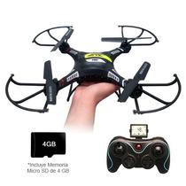 Drone Con Cámara Entrega Inmediata Incluye Memoria 4 Gb