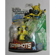 Transformers Bot Shots Bumblebee Serie 2 B001