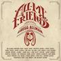 All My Friends Greegg Allman Importado Cd X 2 + Dvd Nuevo