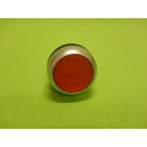 Botón Pulsador Retenido Iluminado Color Rojo 22mm Eaton