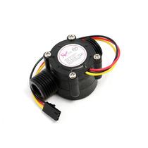 Sensor Flujo De Agua Flujometro Para Arduino