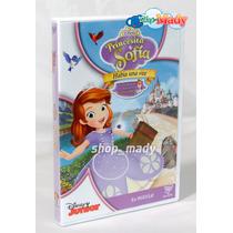 Princesita Sofía Había Una Vez - 1 Dvd Región 1 Y 4