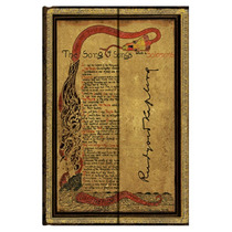 Libreta Mini Kipling Song Of Songs Rayas Paperblanks
