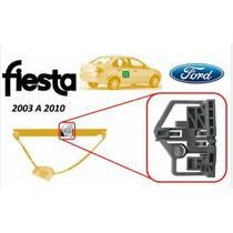 Base Para Elevador Ford Fiesta Trasero Derecho 2003 Al 10