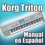 Korg Manuales En Español Varios Modelos