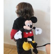 Peluches De Seguridad Para Niños De Minnie O Mickey
