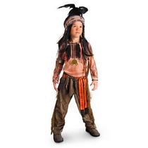 Disfraz Toro Llanero Solitario Lone Ranger Disney Talla 5/6