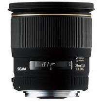 Ituxs I Lente Sigma 28mm F1.8 Ex Dc Asp Nuevo Envio Gratis