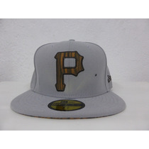 Gorra Original Newera Beisbol Pirates Pittburg 7 3/8 59fifty