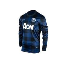 Nike Manchester United Inglaterra Manga Larga* No Clones*