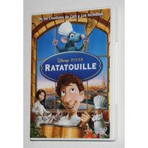 Ratatouille De Disney-pixar Dvd Original