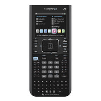 Calculadora Texas Instruments Ti - Nspire Cx Cas Nueva