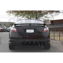 Honda Civic Si Aleron Modelo Oficial Con Stop 4 Y 2 Puertas