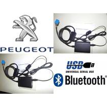 Auxiliar Mano Libre Bluetooth Peugeot Grand Raid 2007 A 2012