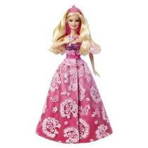 Barbie La Princesa Y La Popstar 2-en-1 Transformando Tori Do
