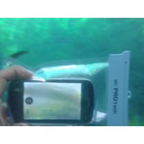 Funda Contra Agua Celular Tablet Iphone Galaxy Mini Ipad