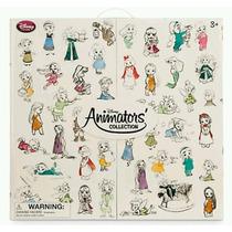 Disney Store Animators Set De 15 Mini Princesas Oferta Unica