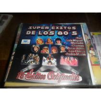 Cd Super Exitos De Los 80s Oscar Athie Pedro Marin Chicos