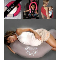 Almohada Embarazo Rebozo Bebe Lactancia Super Promoción