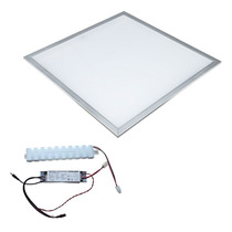 Panel Led Slim Gabiente 60 X 60 Empotrar Colgante Lampara