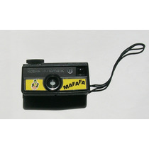 Camara Kodak Instamatic 11 Odisea Burbujas, Mafafa