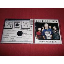 Midnight Oil - 20000 Watt R.s.l. Cd Nac Ed 1997 Mdisk