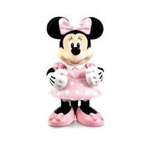 Minnie Mouse Bow-tique Exclusivo Hot Dog Dancer - Minnie
