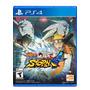 Naruto Shippuden Ultimate Ninja Storm 4  Ps4 Nuevo Dlc´s