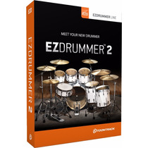 Ez Drummer 2 + Todas Las Expansiones   Win Mac   Vst Rtas Au