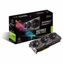 Tarjeta Video Asus Strix Nvidia Gtx 1080 Gaming 8gb Aura
