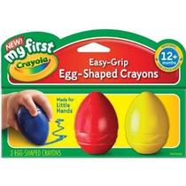 Crayola Mis Primeras Crayola Scribbled Huevo Crayons