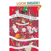Libro De The Neverending Story - La Historia Sin Fin - Nuevo