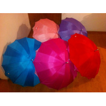 Paraguas Doble Tela Mediano