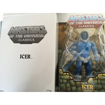 Motuc : Icer Exclusivo Matty Collector Envio $ 50