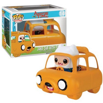 * Jake Car With Finn # 14 Funko Pop! Adventure Time-hora De