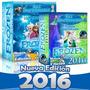 Kit Imprimible Fiesta Frozen Completo 100% Editable 2017