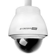 Syscom Video Hdh304oc Gabinete De 6.8 Para Exterior Ip66.