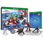 Disney Infinity Marvel Starter Pack Xbox One Blakhelmet Sp